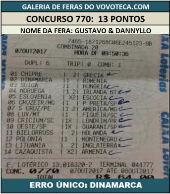 770 13P GUSTAVO