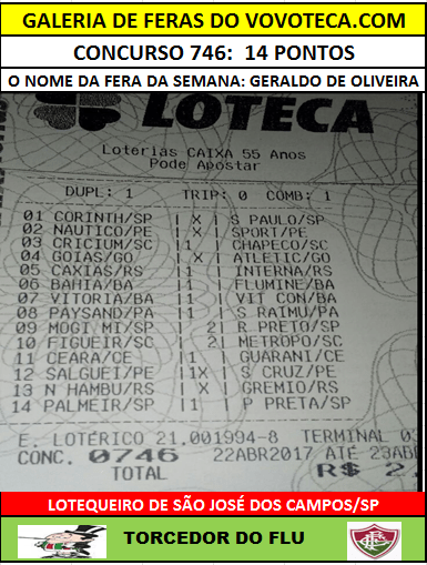746 14P GERALDO