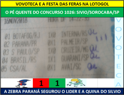 lotogol 1026 4ac silvio