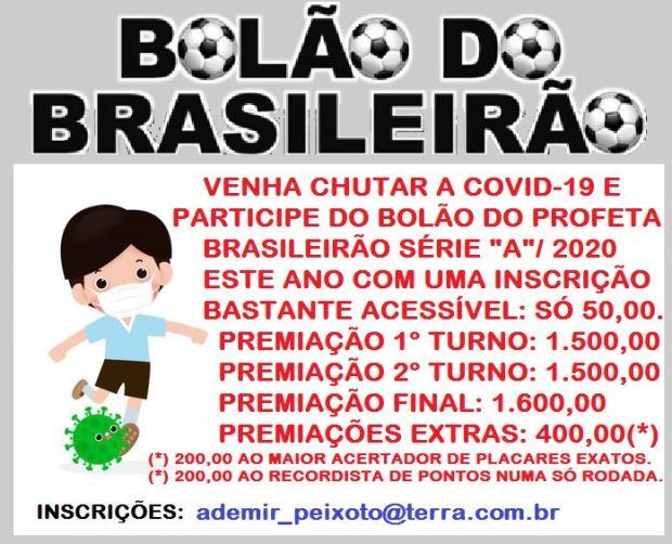 894 BOLÃO PROFETA