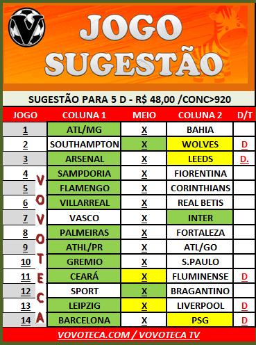920 JG SUGESTÃO