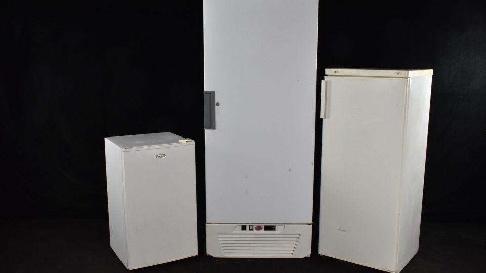 Réfrigérateur armoire froid positif de 100 à 530L