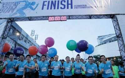 Coway Run on 7th May was a tremendous success!