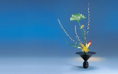 Ikenobo's Ikebana