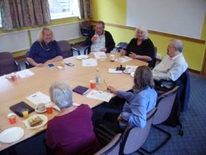 VOX Board of Directors meeting