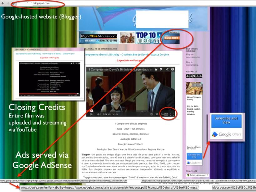 blogspot.com pirated movies