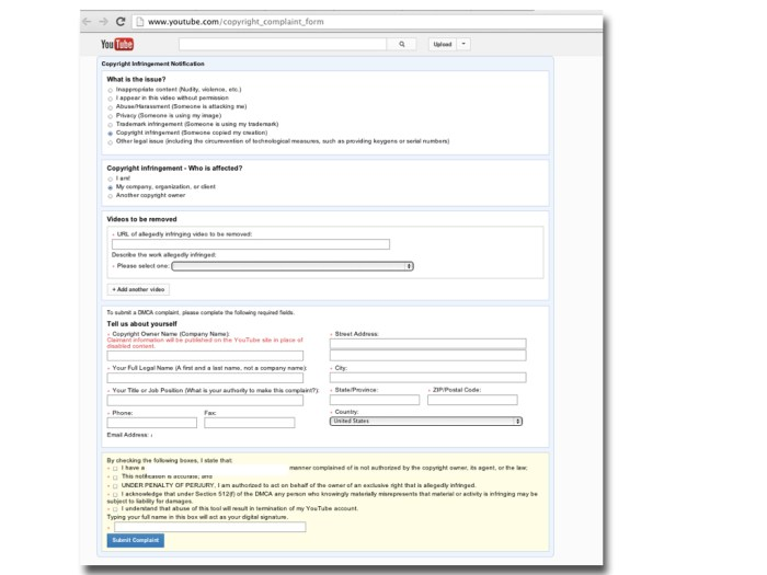 correct Youtube DMCA.025