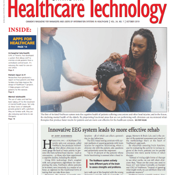 Canadian Healthcare Technology Oct Issue