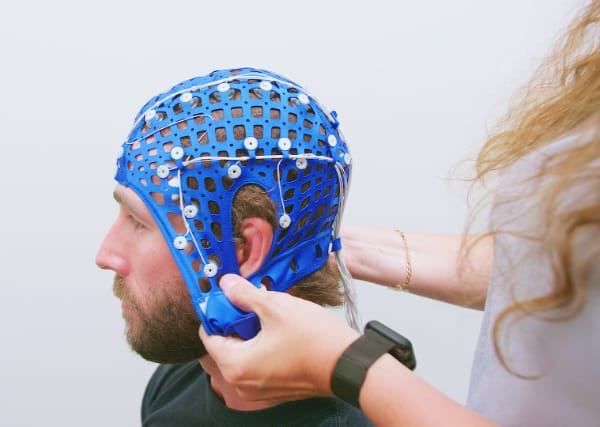 man with cap for Cognitive Health Assessment™
