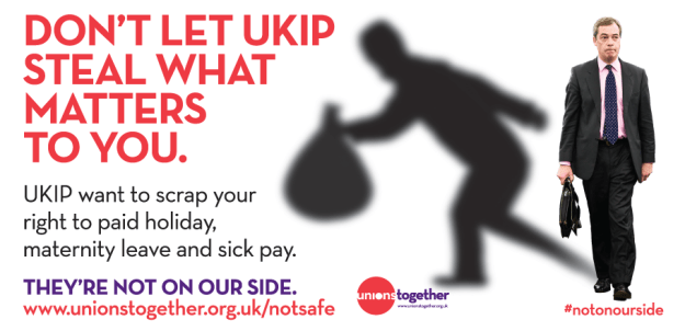 Don't Let UKIP steal what matters to you