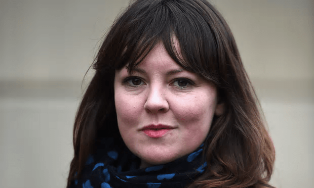 Natalie McGarry: 'I made a serious mistake and apologise unreservedly to Mr Cameron for any distress caused.' [Image: Jeff J Mitchell/Getty Images].