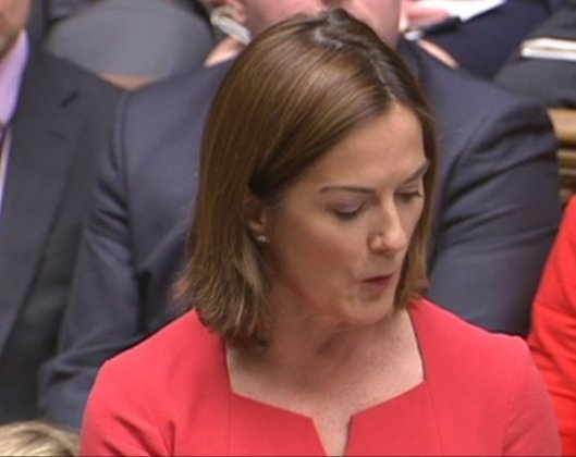 Lucy Allan: She defended Laura Kuenssberg in Prime Minister's Questions - by lying about the nature of a petition against the BBC's political editor.