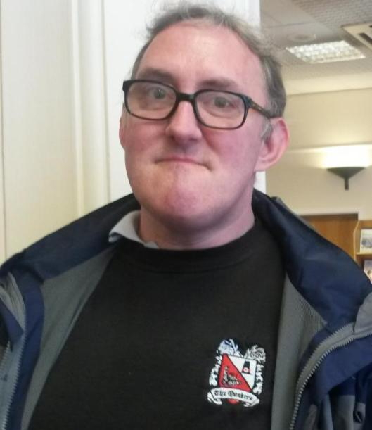 UPSET: Edward West has criticised the DWP for deciding he is fit for work [Image: Northern Echo].