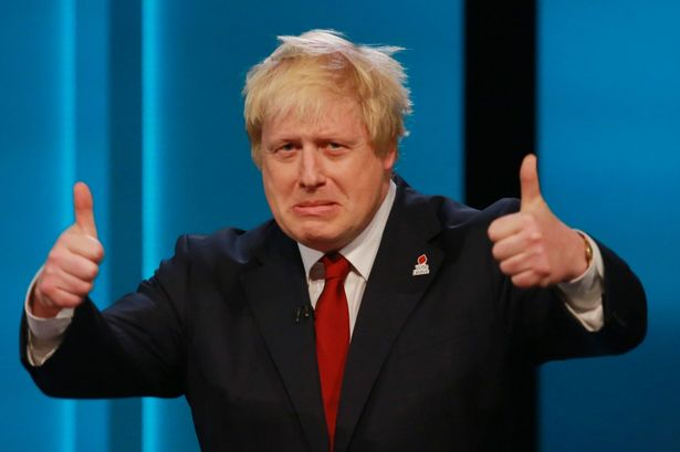 Boris Johnson stands accused of offering a job before the crunch vote [Image: AFP Photo/ITV/Rex/Shutterstock/Matt Frost].