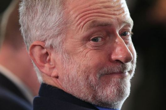 Offering the olive branch: Jeremy Corbyn's gesture may win him even more support among the party, and the country as a whole.