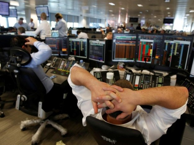 Investors have been bargain hunting on the FTSE 100, buying up shares that had fallen in value [Image: Reuters].