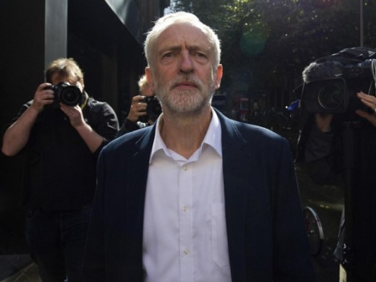 Jeremy Corbyn: He's still standing. [Image: Getty Images].