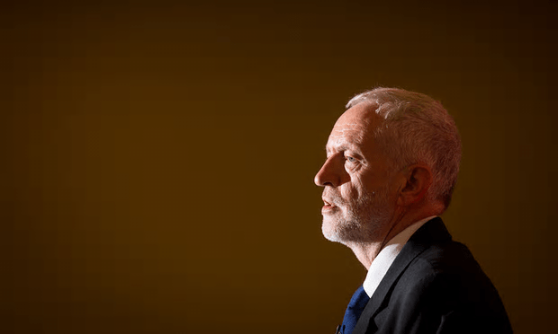 Jeremy Corbyn has called for 'leadership and clear strategy' [Image: Dominic Lipinski/PA].