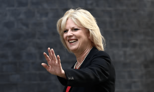 Small mercies: Anna Soubry's removal will mean no more insufferable performances on the BBC's Question Time [Image: Carl Court/Getty Images].