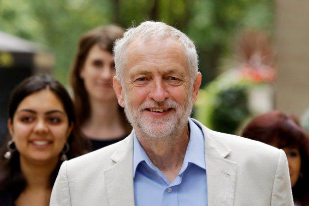 Jeremy Corbyn [Image: Associated Press].