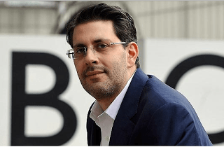 Danny Cohen: Apparently he used to be a big noise at the BBC but now he's reduced to making a lot of noise about nothing.