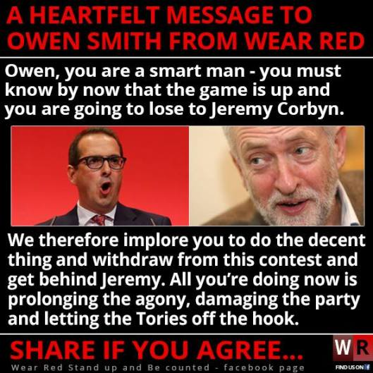 160810 Owen Smith give up plea