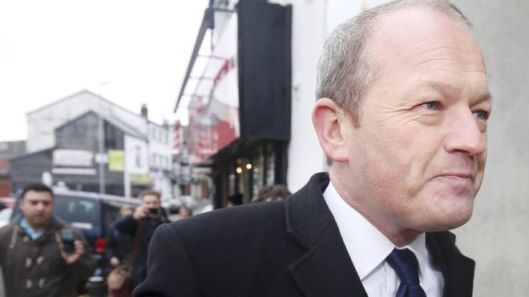 Simon Danczuk spent the night in an Alicante cell [Image: Reuters].