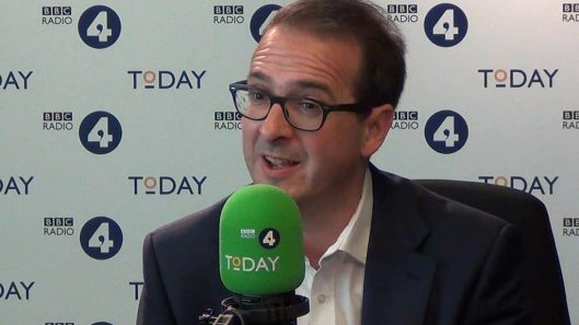 Owen Smith defends his use of inappropriate language on the BBC's Today programme.