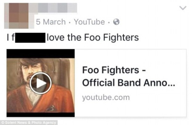 160827 Catherine Starr Foo Fighters