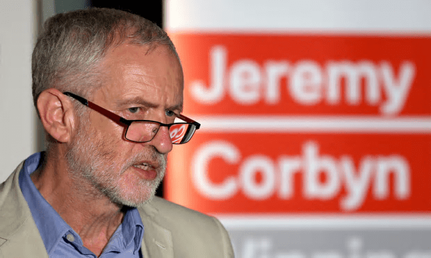 In the letter to Iain McNicol, Corbyn calls for the reason for suspension and name of complainant to be given to the suspended party member [Image: Jane Barlow/PA].
