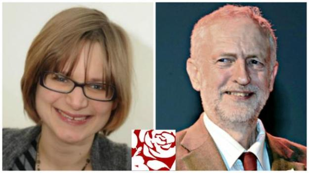 Cllr Jennifer Churchill joined Labour because of Jeremy Corbyn, but now supports Owen Smith [Image: Tottenham Independent].