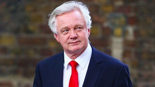 David Davis [Image: ITV].