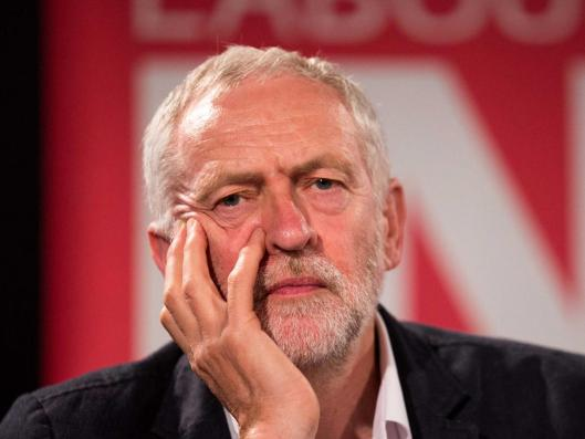 Jeremy Corbyn has faced a hostile reception from the press [Image: Getty Images].