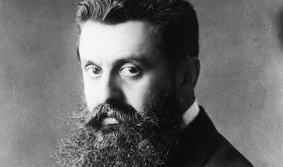 Theodor Herzl: The founder of modern Zionism planned the ethnic cleansing of what is now Israel - removing Palestinians from their land in order to replace them with Jews. How can that ever be supportable?