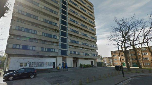Crane House, on the Pelican Estate, Peckham [Image: Southwark News].