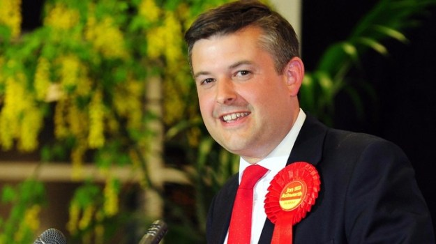 Jon Ashworth is Labour's new Shadow Health Secretary, and This Blog wishes him every success in his new appointment [Image: PA].