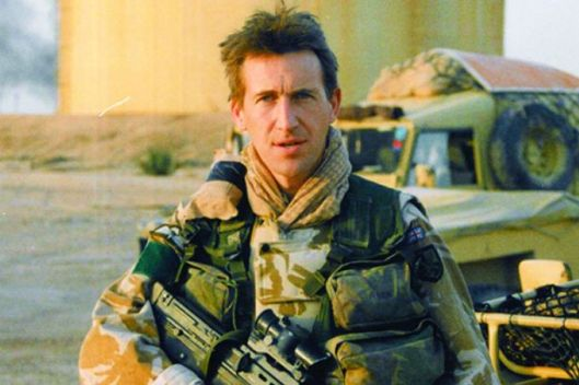 If you have PTSD, then former soldier Dan Jarvis cares deeply about you - unless you live in Yemen, apparently.
