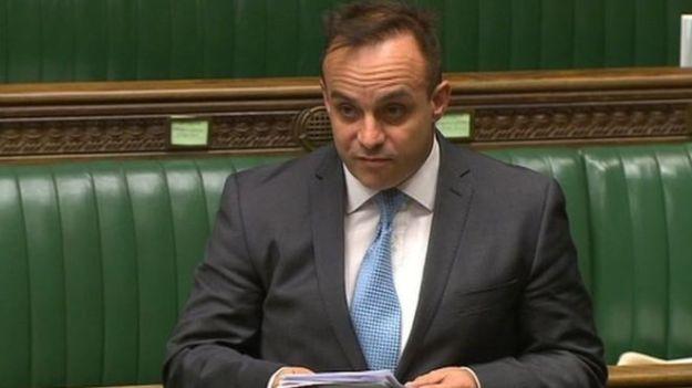 Stephen Phillips: No longer a Conservative MP.