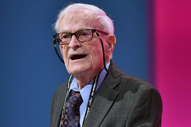 Harry Leslie Smith [Image: Andy Stenning/Daily Mirror].