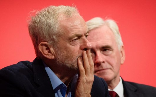 Jeremy Corbyn and John McDonnell: Their strategy on Brexit is stronger than some commentators would have you believe.
