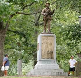 """Silent Sam"" (University of North Carolina)"
