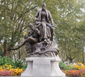 """""""Stephen Foster"""" (Pittsburgh, PA)"""
