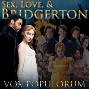 album art for Sex, Love and Bridgerton episode.