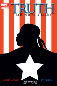 Cover of Truth: Red, White, & Black #1