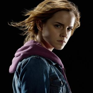 Hermione Granger, of the Harry Potter series. One of the most prominent examples of a MarySue in modern media.