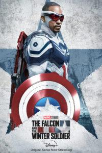 Falcon costume from Falcon and Winter Soldier
