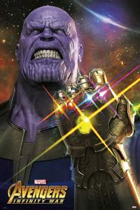 poster from Avengers: Infinity War