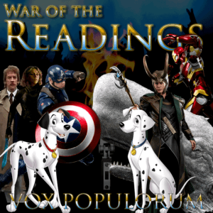 Episode Artwork for War of the Readings