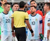 MESSI no acepto el fracaso y  la CONMEBOL es el tercero de la AFA