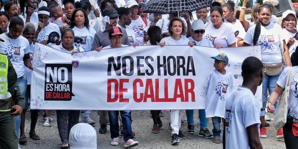 Condenada Colombia por victimizar a periodista Jineth
